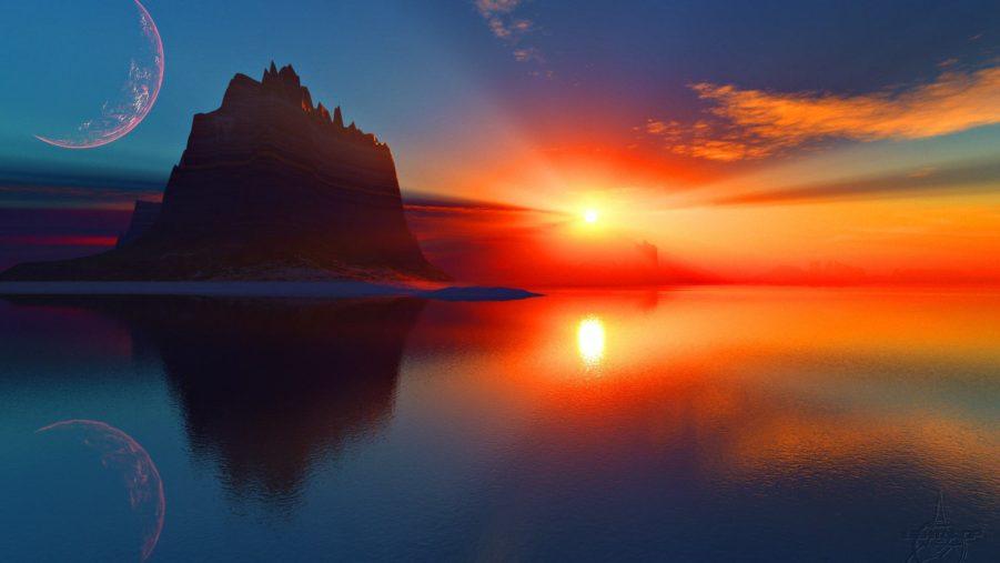 *** Солнце и Луна - в чём их знамения Тантра-Джйотиш ***
