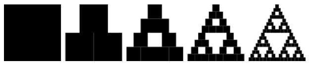 ««« Фрактальность самоподобие — повторение частью структуры самой себя на разных масштабных уровнях Fraktal-06 »»»
